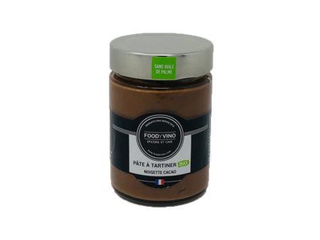 Pate a tartiner noisette cacao l'original 360g BIO