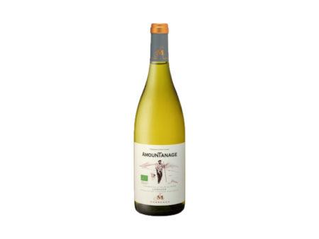 Vin bio sulfite Luberon Blanc Amountanage