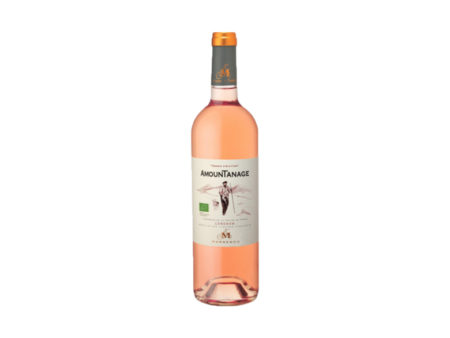 Vin bio Sulfite Luberon Rosé Amountanage